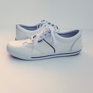 Keds Shoes - Keds Courty Core Leather Sneakers